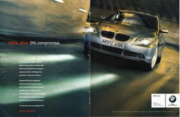 100% Drive. 0% Compromise. | Print Ads