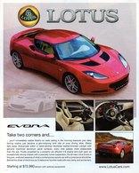 Evora Take Two Corners And ... | Print Ads