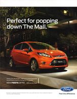 Perfect For Popping Down The Mall. | Print Ads