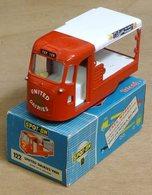United Dairies Van   Model Trucks   photo: Robin Rushton