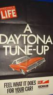 A Daytona Tune-Up | Print Ads