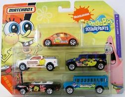 Sponge  Bob Square Pants | Model Vehicle Sets