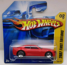 Chevy Camaro Concept | Model Cars