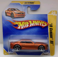 '10 Camaro SS | Model Cars