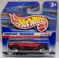 Pontiac Rageous     | Model Cars