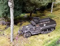 M3 Half Track | Model Military Tanks & Armored Vehicles | photo: Robert Brodowski