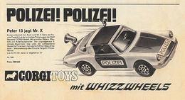 Polizei! Polizei! | Print Ads