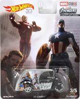 3D-Livery | Model Motorcycles | Hot Wheels Marvel Comics 3D-Livery