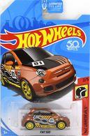Fiat 500   Model Cars   Hot Wheels 50th Anniversary Super TH HW Daredevils
