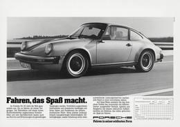 Fahren, Das Spaß Macht. | Print Ads