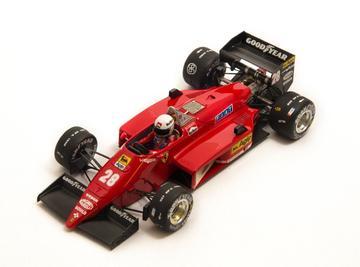 Ferrari 156/85 - René Arnoux - GP Brasil 1985   Slot Cars