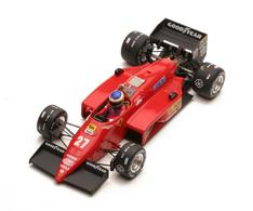 Ferrari 156/85 - Michele Alboreto - 1985  GP Canada - Winner | Slot Cars