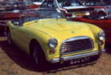 Swallow Doretti 533 CRF | Cars
