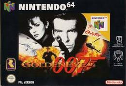 James Bond GoldenEye 007 | Video Games