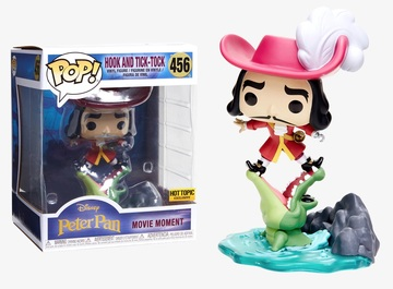 Funko Pint Sized Heroes Disney Series 2 CAPTAIN HOOK AND CROC New In Hand
