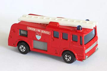 Merryweather Fire Engine | Model Trucks