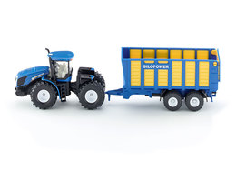 New holland t9.560tractor with silage trailer model farm vehicles and equipment 47a34d00 1af8 4152 9215 5310530450ba medium