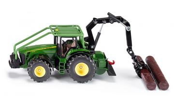 John Deere 8430 Forestry Tractor | Model Farm Vehicles & Equipment