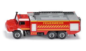 Mercedes-Benz Zetros Fire Engine | Model Trucks