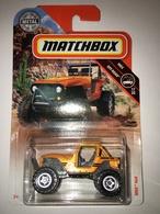 MBX 4X4   Model Trucks   '18 LC (orange/series upper right)