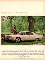 Elegant understatement is a lincoln continental. print ads 1e463ac0 70b0 4eee b406 0b2cea37a1a0 medium