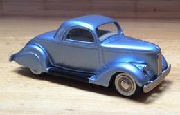 1936 Ford Three Window Coupe | Model Cars | photo: Paul Friend