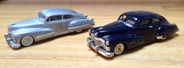 1947 Cadillac Series 62 Coupe | Model Cars | photo: Paul Friend