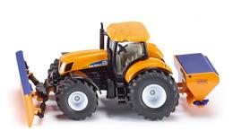 New holland tractor t 7070 with ploughing plate and salt spreader model farm vehicles and equipment 71ff4872 6054 4c79 88d0 9cece1bbc321 medium