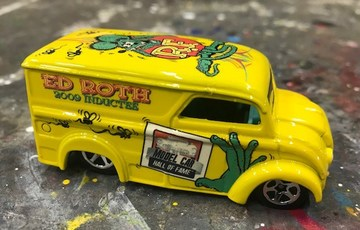Rat Fink Dairy Delivery | Model Trucks