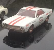 1969 AMX Javelin Pikes Peak Pace Car | Model Cars | photo: Paul Friend