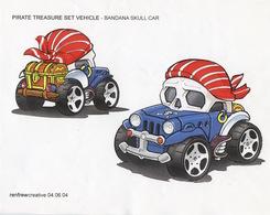 Bandana skull car concept drawings and paintings 150e630b 5bbd 46fe a5d4 824201030991 medium
