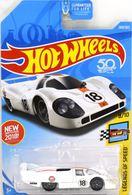 Porsche 917 LH | Model Racing Cars | Hot Wheels 50th Anniversary Legends of Speed Porsche Racer