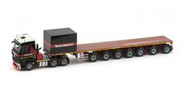 Mammoet   mercedes benz arocs streamspace 6x4 %252b 7 axle ballast trailer model vehicle sets bd246fcb 6f7a 4560 b9a5 a0d5857f03b5 medium