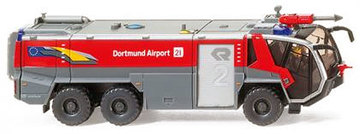 FLF - Panther 6X6 Airport Dortmund Fire Engine | Model Trucks