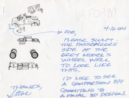 Tow Truck Concept Sketch | Drawings & Paintings