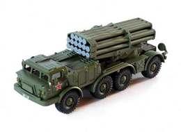 BM-27 Uragan Truck - Russian Army | Model Military Artillery & Accessories