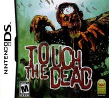 Touch the Dead   Video Games