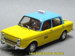1962 Simca 1000 | Model Cars