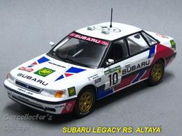Subaru Legacy RS | Model Cars