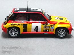 Renault 5 Turbo | Model Racing Cars