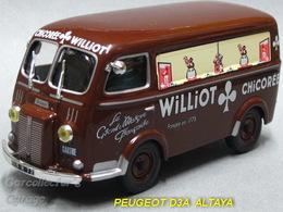 Peugeot D3A Panel Van | Model Cars