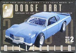 AMT Dodge Dart | Model Racing Car Kits