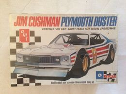 Jim Cushman Plymouth Duster | Model Racing Car Kits