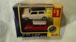 Mini Cooper | Model Vehicle Sets