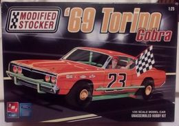 '69 Torino Cobra | Model Racing Car Kits