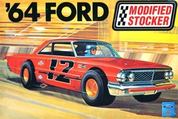 '64 Ford | Model Racing Car Kits