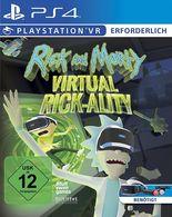 Rick and Morty - Virtual Rick-Ality   Video Games