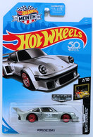 Porsche 934.5 | Model Cars | HW 2018 - Nightburnerz 2/10 - Porsche 934.5 - ZAMAC - USA 50th & MONTH Card