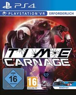 Time Carnage   Video Games
