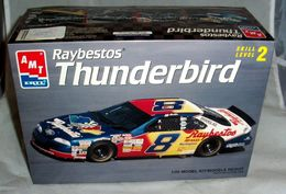 Raybestos Thunderbird | Model Racing Car Kits